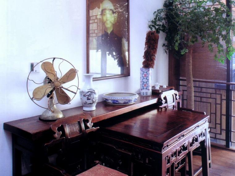 新中式艺术--阿拉老早点--居室设计