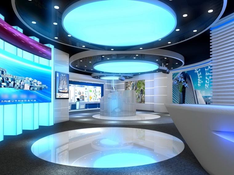 银奖-通信运营商集团客户体验中心