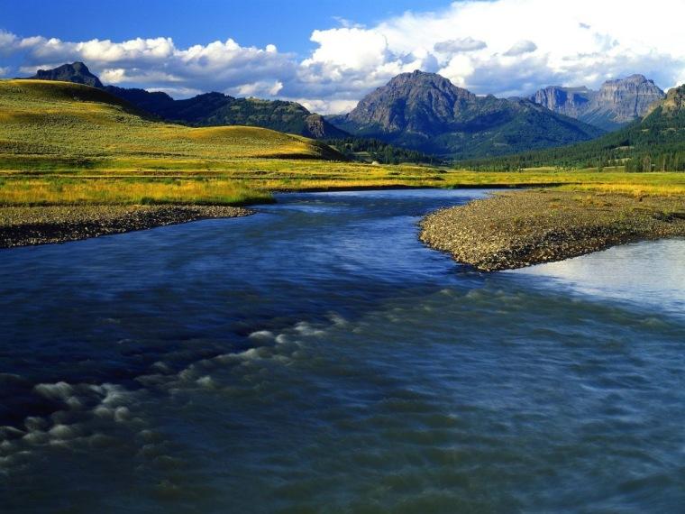 美国黄石国家公园