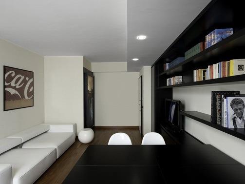 简约-意大利Parioli公寓第1张图片