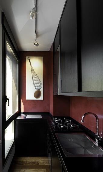 简约-意大利Parioli公寓第3张图片