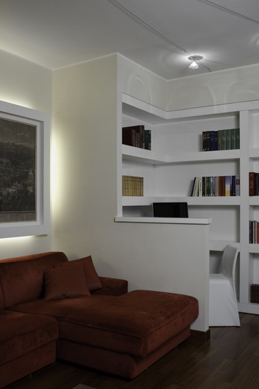 简约-意大利Parioli公寓第8张图片