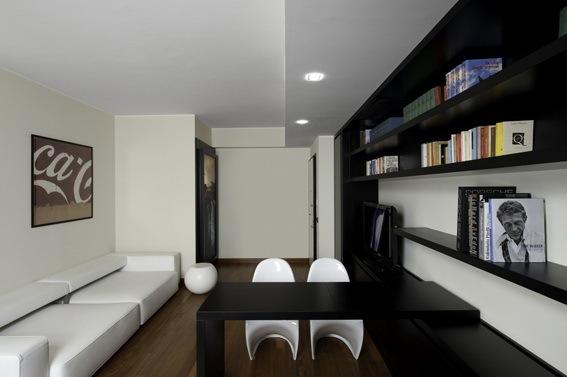 简约-意大利Parioli公寓第9张图片