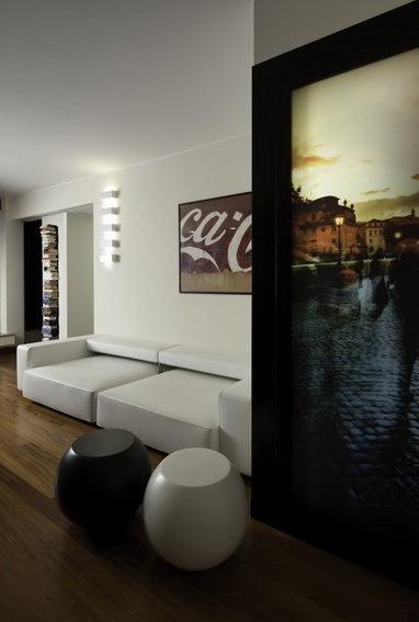 简约-意大利Parioli公寓第12张图片