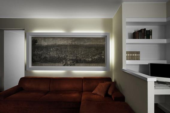 简约-意大利Parioli公寓第13张图片