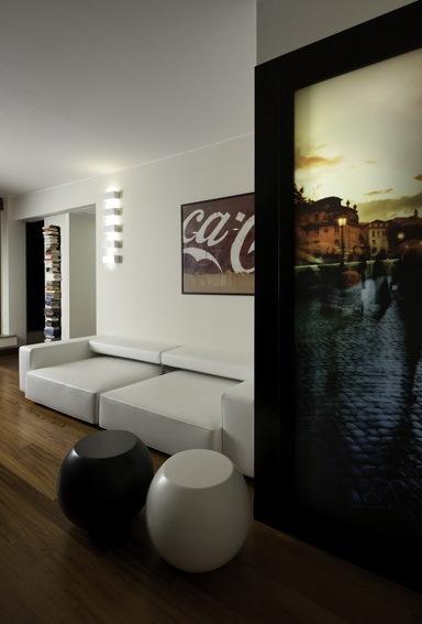 简约-意大利Parioli公寓第15张图片