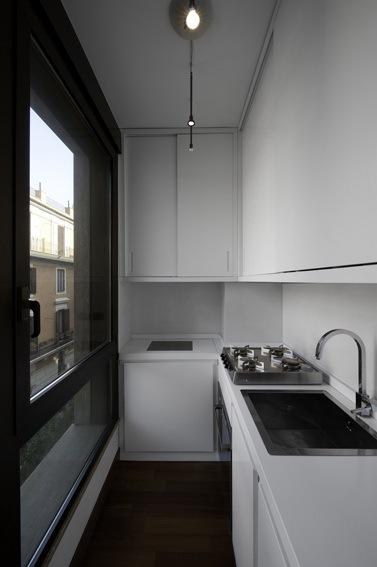 简约-意大利Parioli公寓第21张图片