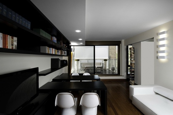 简约-意大利Parioli公寓第24张图片