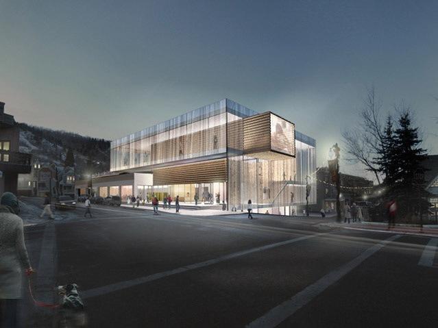 金柏艺术中心设计方案第1张图片