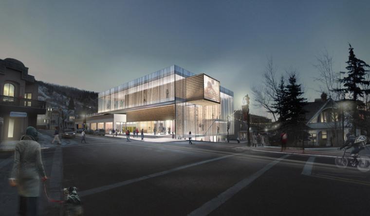金柏艺术中心设计方案第3张图片