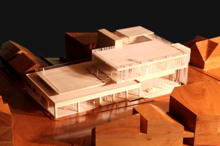 金柏艺术中心设计方案第5张图片
