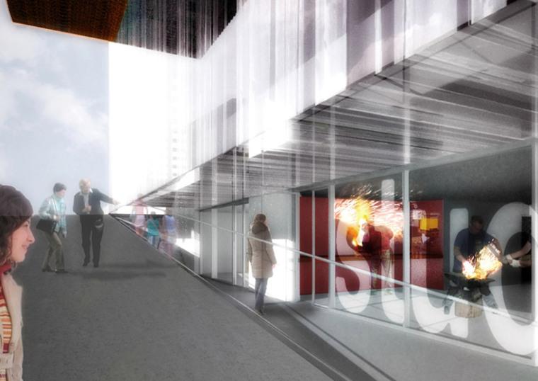 金柏艺术中心设计方案第6张图片