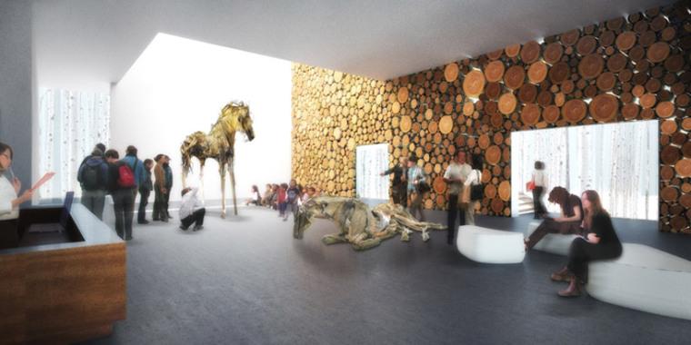 金柏艺术中心设计方案第7张图片