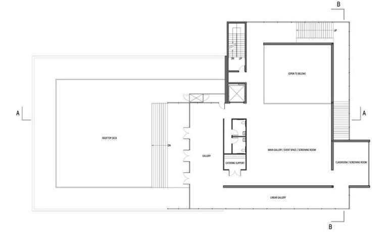 金柏艺术中心设计方案第17张图片
