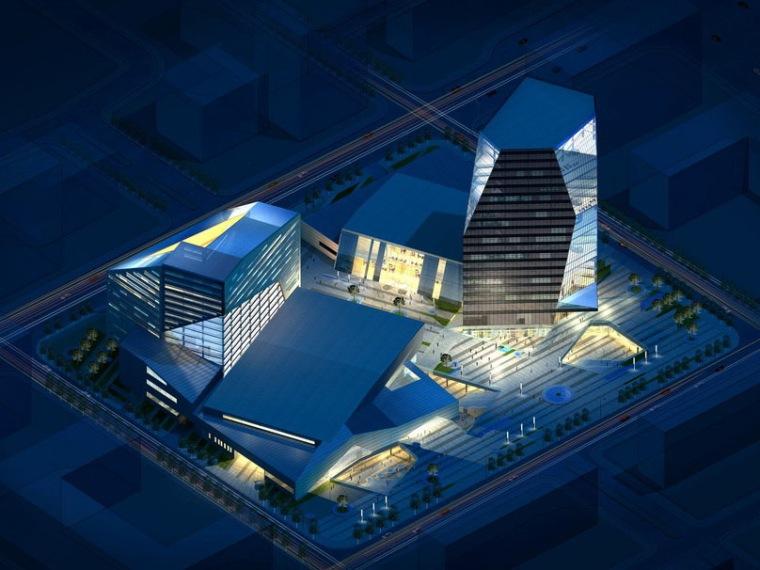煤化工技术研发大厦第1张图片