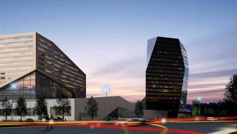 煤化工技术研发大厦第3张图片