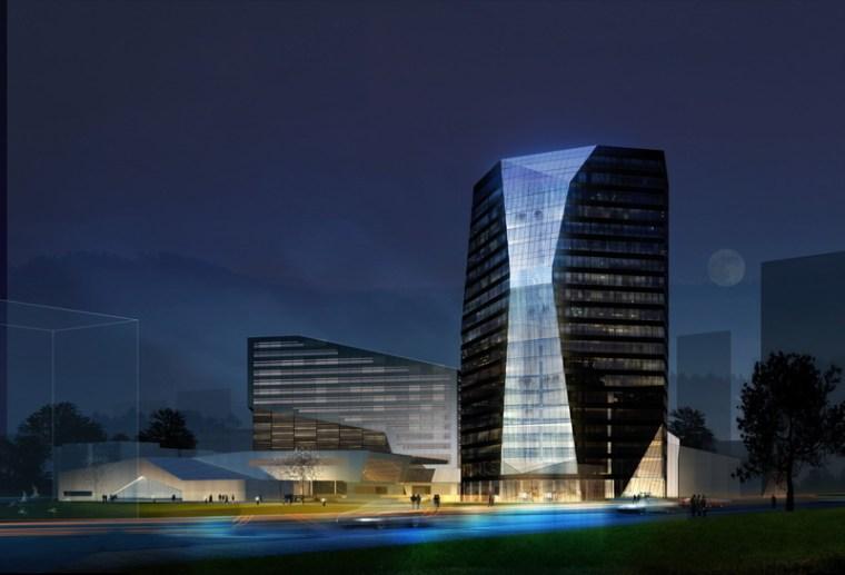 煤化工技术研发大厦第4张图片