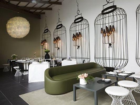 精装家庭式餐馆翻新