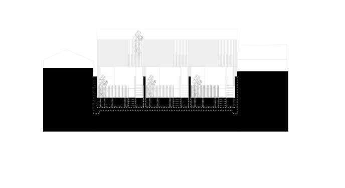 立面图01 elevation 01-密欧住宅第3张图片