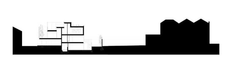 剖面图01 section 01-密欧住宅第5张图片