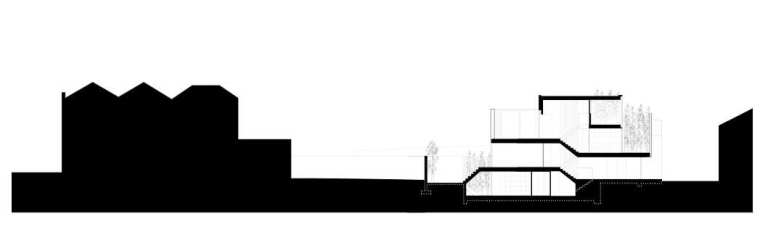 剖面图02 section 02-密欧住宅第6张图片
