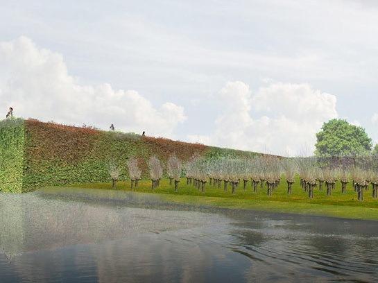 groot vijversburg公园扩建