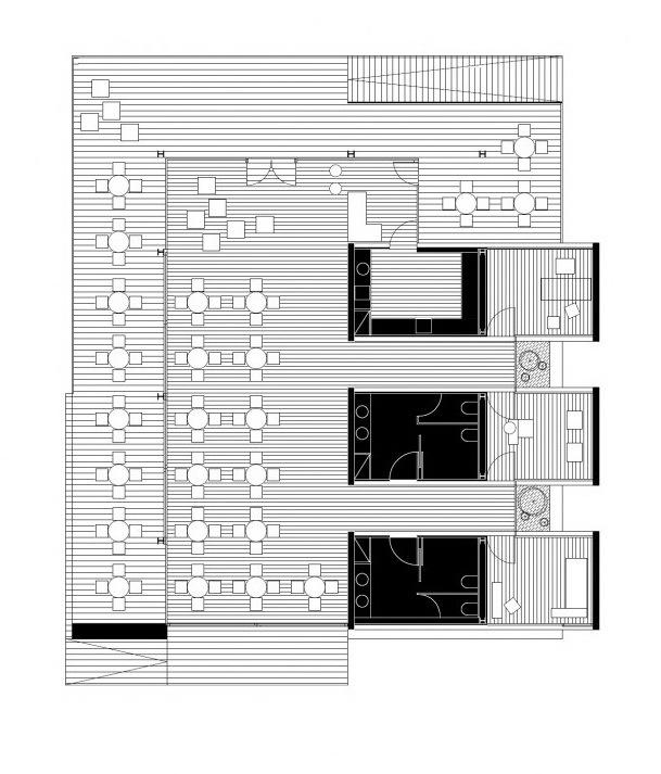 平面图 plan-养老社区中心第17张图片