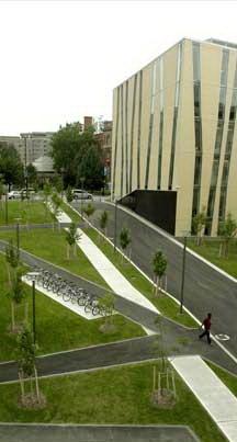 魁北克大学蒙特利尔分校校园第7张图片