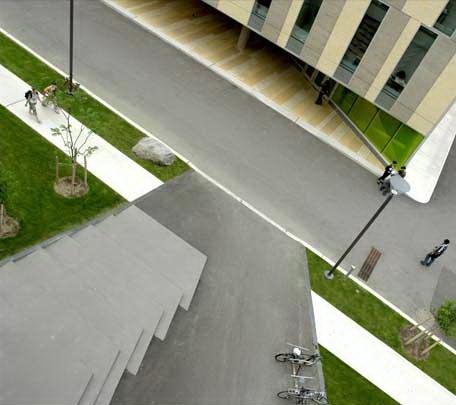 魁北克大学蒙特利尔分校校园第13张图片