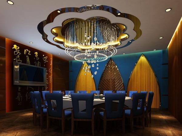 君逸德餐厅室内设计