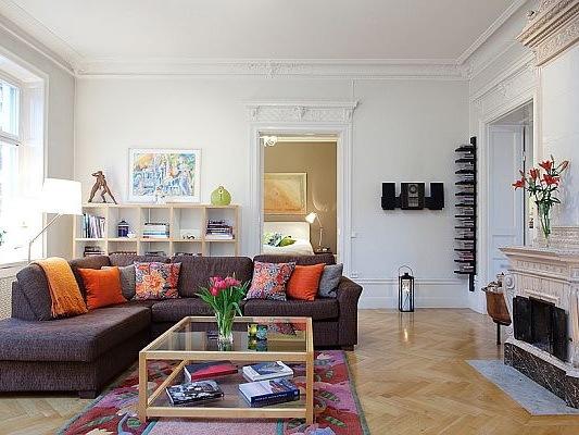 彩色时尚公寓第1张图片