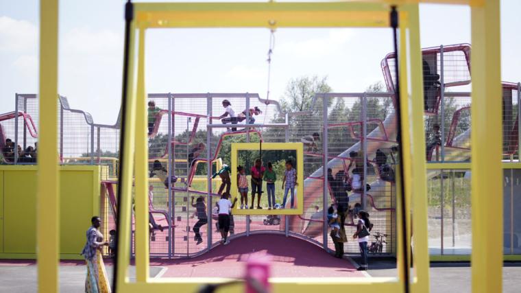 比尔梅公园翻新第3张图片
