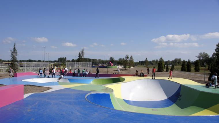比尔梅公园翻新第13张图片