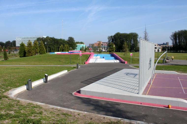 比尔梅公园翻新第17张图片