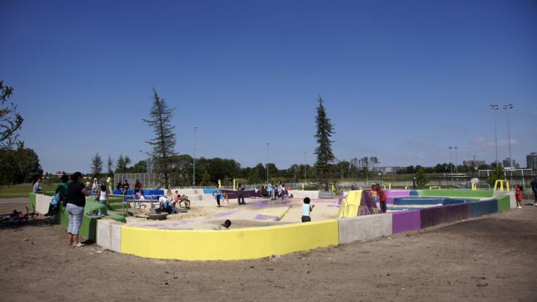比尔梅公园翻新第19张图片