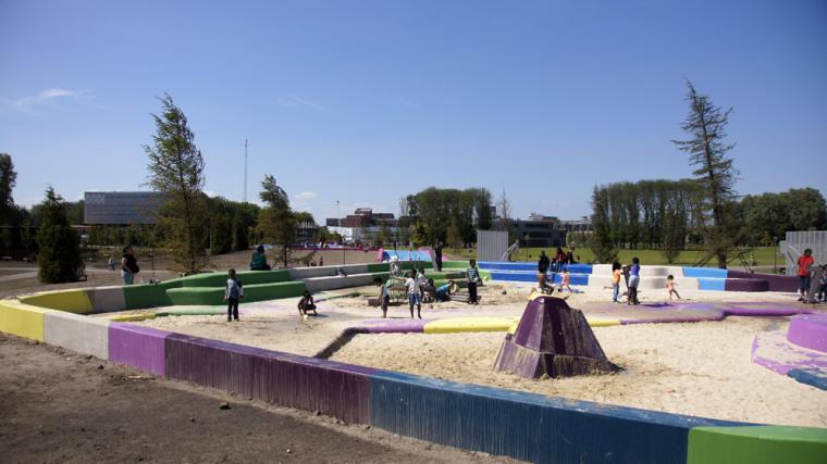 比尔梅公园翻新第20张图片