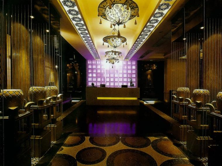 星河湾酒店桑拿中心