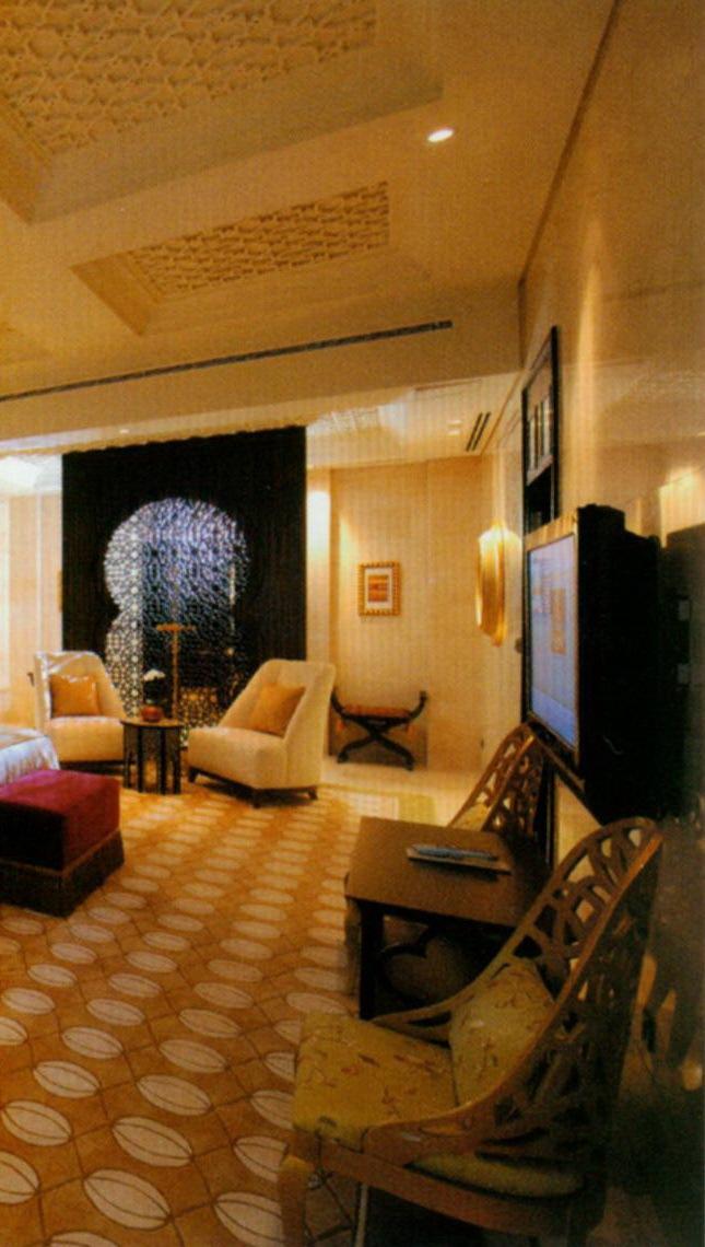 迪拜莱佛士酒店第46张图片
