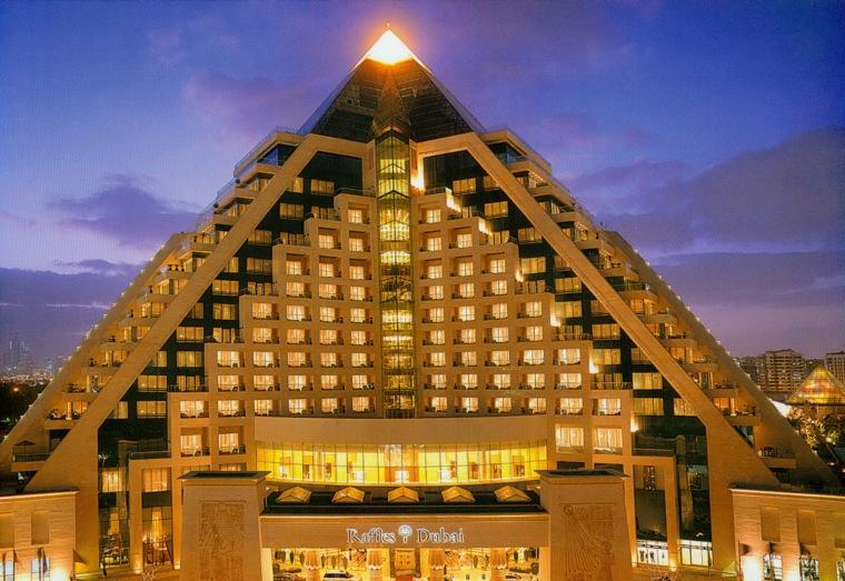 迪拜莱佛士酒店第55张图片