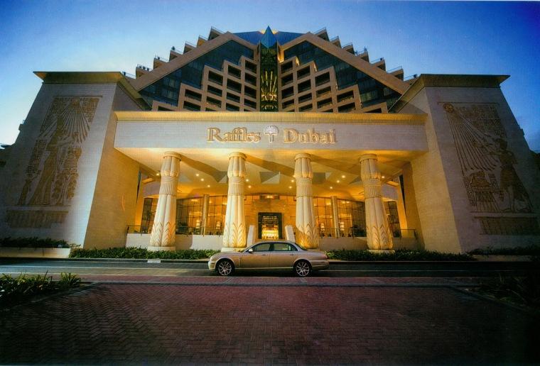 迪拜莱佛士酒店第56张图片