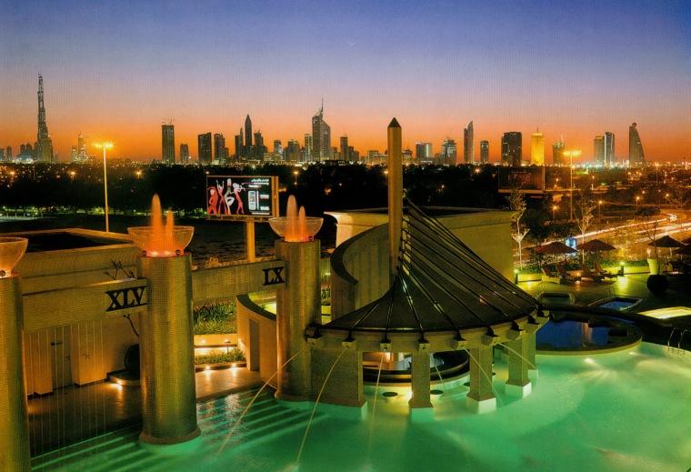 迪拜莱佛士酒店第57张图片