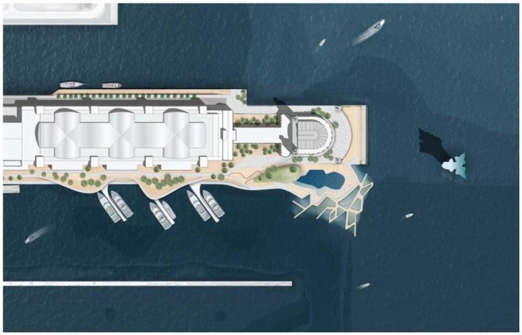 平面图02 Plan02-芝加哥海军码头重建方案第4张图片