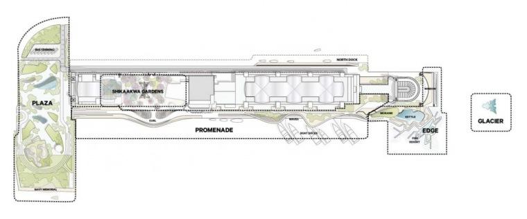 平面图03 Plan03-芝加哥海军码头重建方案第5张图片