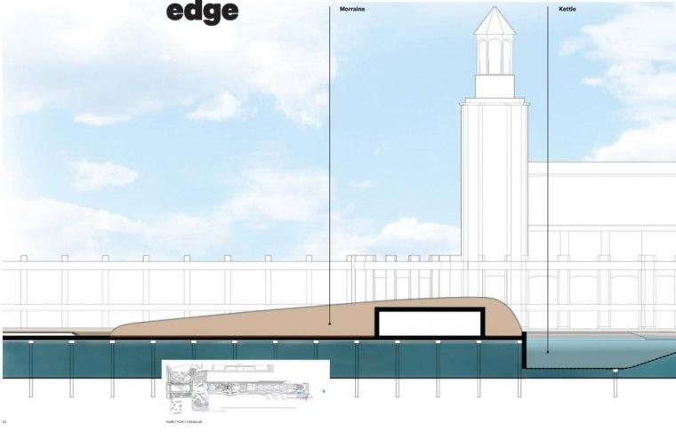 剖面图05 Section05-芝加哥海军码头重建方案第12张图片