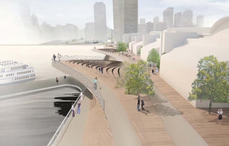 芝加哥海军码头重建方案第28张图片