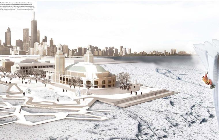 芝加哥海军码头重建方案第29张图片