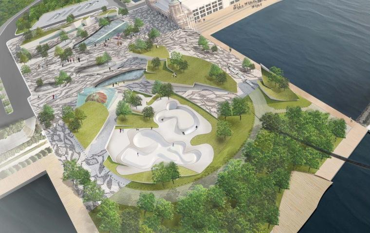 芝加哥海军码头重建方案第30张图片