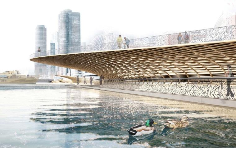 芝加哥海军码头重建方案第31张图片