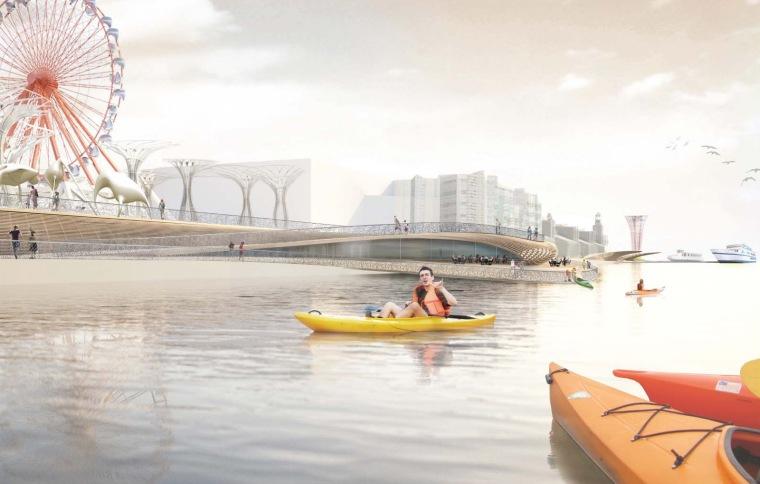 芝加哥海军码头重建方案第33张图片