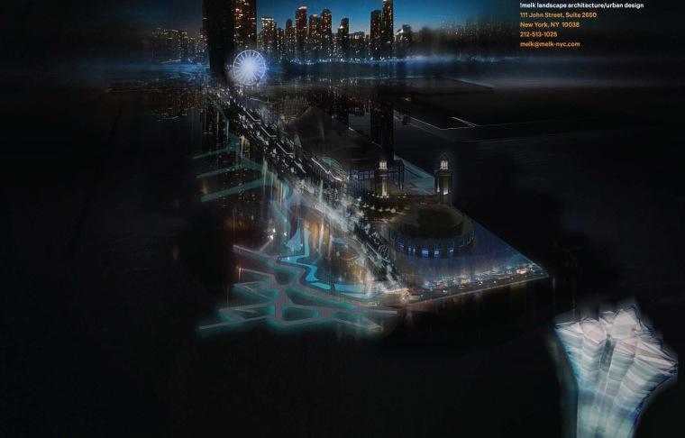 芝加哥海军码头重建方案第39张图片